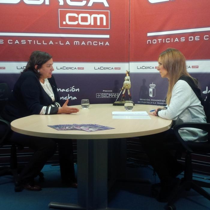 23-02-2016: Cesárea Arnedo repasó la actualidad regional y nacional en La Cerca Tv.