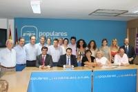 21-06-2012: Concejales Albacete