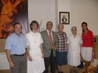 31-08-2012: El subdelegado del Gobierno en Albacete, Federico Pozuelo, ha visitado la institución benéfica Sagrado Corazón.