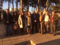 05-12-2015: En Abengibre, encuentro de afiliados con Carmen Navarro.