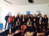 13-12-2015: Carmen Navarro participa en Alborea en un encuentro comarcal de La Manchuela,