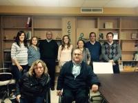 06-11-2015: La ruta Social del PP, coordinada por Carmen Navarro, mantuvo una reunión de trabajo con Concemfe-Fama en Albacete.