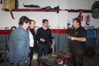 01-05-2015: Javier Cuenca visita el barrio Vereda.