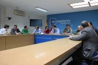 22-02-2013: Reunión del Comité de Dirección del PP de Albacete.