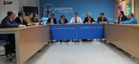 30-04-2013: El Comité de Dirección del PP de Albacete apoya por unanimidad el plan de reactivación económica de la presidenta Cospedal recalcando la importancia del Plan de Inversión y Creación de Empleo.