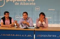01-10-2015: Comité de alcaldes del PP, presidido por Paco Núñez.