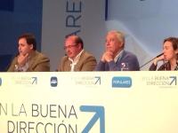 """31-01-2014: Paco Núñez interviene en la ponencia """"España, sociedad del bienestar' en la Convención Nacional del PP."""