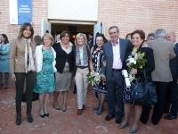 16-10-2012: Acto institucional del Día de la Mujer Rural, celebrado en Corral de Almaguer (Toledo).