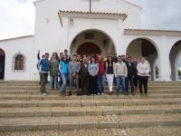 07-04-2014: El senador y coordinador de Acción Electoral del PP de Albacete, Dimas Cuevas, se reunión con Nuevas Generaciones en Balazote para abordar asuntos relacionados con las próximas elecciones europeas.
