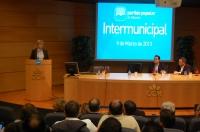 09-03-2013: Comparecencia de Carmen Bayod en la Intermunicipal.