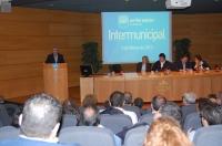 09-03-2013: Comparecencia de Leandro Esteban en la Intermunicipal.