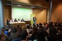 23-03-2013: El vicesecretario sectorial del PP-CLM, Marcial Marín, en el X Congreso Provincial de NNGG.