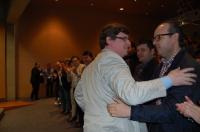 23-03-2013: Imagen del X Congreso Provincial de NNGG.