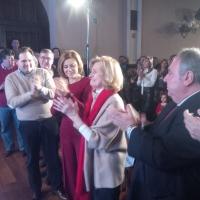 28-02-2015: Palabras de reconocimiento de la presidenta Cospedal a Carmen Bayod.