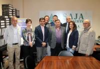 27-04-2015: Javier Cuenca se reúne con representantes de ASAJA.