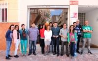 01-05-2015: Javier Cuenca se reune con el Secretariado Gitano.