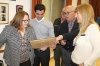 16-04-2015: Javier Cuenca visita el barrio Sepulcro-Bolera.