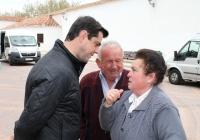 07-04-2015: Javier Cuenca visita Los Invasores.