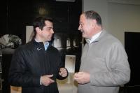 23-03-2015: Javier Cuenca visita el barrio Parque Sur.