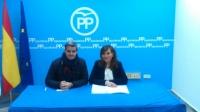 29-01-2016: La senadora Rosario Rodríguez destacó en Almansa los buenos datos de la EPA y la labor del Gobierno del PP para la recuperación económica.