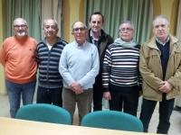 10-03-2014: Los diputados provinciales Fermín Gómez y Félix Diego Peñarrubia se han reunido con el PP de Villatoya de cara a las elecciones europeas del 25 de mayo.