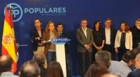 """13-11-2015: Carmen Navarro, durante su intervención en Guadalajara: """"Firmes en la defensa de la unidad de España"""""""