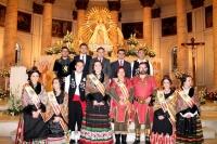 06-05-2014: El delegado de la Junta, Javier Cuenca, visitó las Fiestas Mayores de Almansa, en honor la Virgen de Belén, junto alcalde, Paco Núñez.