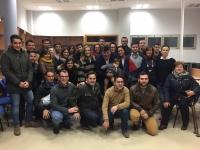 07-12-2015: Encuentro con Nuevas Generaciones en Peñas de San Pedro.