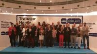 18-04-2015: Presentación de la lista de Paco Núñez en Almansa.