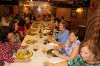 14-09-2015: Mujeres en Igualdad celebró su almuerzo ferial, con asistencia del presidente del PP, Paco Núñez.