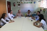 23-09-2015: Comienza la 'ruta social' del PP en La Roda.