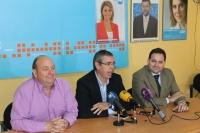 09-03-2015: El PP de La Roda apuesta por Vicente Aroca para la Alcaldía.