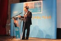 12-04-2015: Valentín Bueno presentó su lista en Villarrobledo.