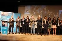 12-04-2015: Presentación de la candidatura en Villarrobledo.