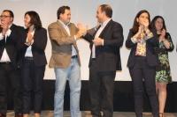 12-04-2015: Núñez, convencido del triunfo del PP en Villarrobledo.