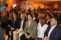 16-04-2015: Llenazo en Hellín para la candidatura de Manuel Mínguez.