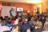16-04-2015: El presidente del PP destacó el gran trabajado realizado por Manuel Mínguez.