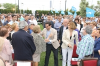 04-05-2015: Presentación de la candidatura de Javier Cuenca.