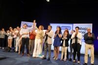 16-05-2015: Cospedal y Paco Núñez convencidos de que el PP continuará su proyecto otros cuatro años.