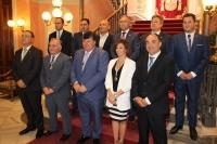06-07-2015: Constitución del Grupo del Partido Popular en la Diputación de Albacete.