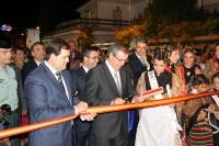 11-08-2013: Francisco Núñez inaugura las fiestas de La Roda.