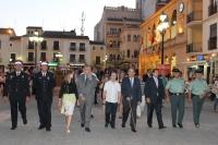 15-08-2013: Fiestas patronales en Villarrobledo.