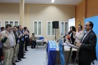 16-11-2013: Total respaldo para Valentín Bueno en Villarrobledo.