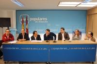 29-03-2014: Reunión de la comisión regional de Discapacidad, presidida por Paco Nuñez.