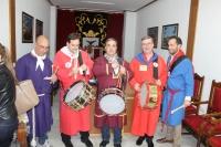 01-04-2015: Visita al Ayuntamiento de Tobarra.