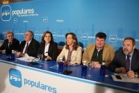 21-01-2015: El PP de CLM aprobó el comité de campaña para las elecciones de mayo.
