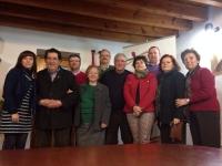 03-03-2014: La diputada nacional Irene Moreno y los diputados provinciales Abelardo Gálvez y Carmen Álvarez se han reunido con miembros del Partido Popular de Letur de cara a las elecciones europeas del 25 de mayo.