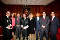 29-09-2012: Inauguración oficial del año judicial, en el TSJ.