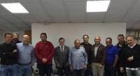 23-10-2015: El diputado nacional Francisco Molinero se reunió con el PP de Ontur para conocer las inquietudes de sus vecinos.