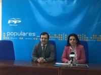 29-01-2016: El diputado nacional Francisco Molinero destacó en Villarrobledo el crecimiento del PIB en un 3,2 por ciento durante 2015.